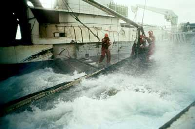 jobs on a fishing boat in alaska why was alaskan fishing named the most dangerous job in