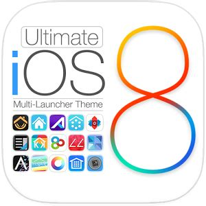theme icon maker ios 8 ultimate ios8 launcher theme