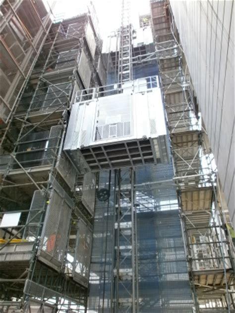 montacarichi a cremagliera ascensori da cantiere maber