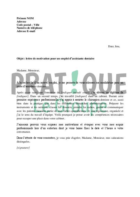 Exemple De Lettre De Motivation Pour Emploi Comptable lettre de motivation pour cabinet de recrutement 28