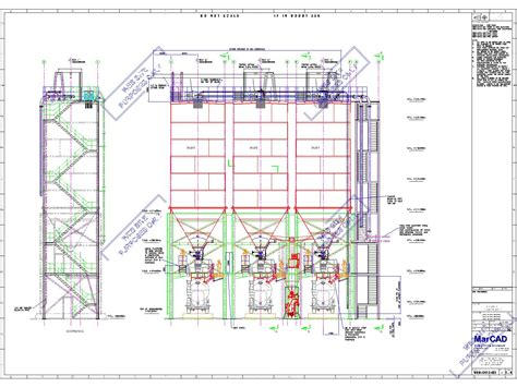 marcad engineering design drawing examples