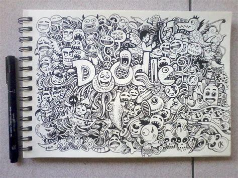 doodle 4 drawing page just doodle by kerbyrosanes on deviantart