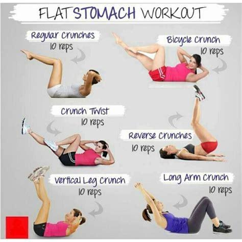 flat belly exercises weight loss pinterest flats