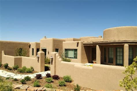 Modern Adobe Houses | modern adobe home for the home pinterest
