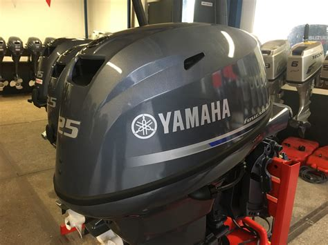 yamaha outboard motor dealers in nl nieuwe yamaha 25 pk outboard occasions