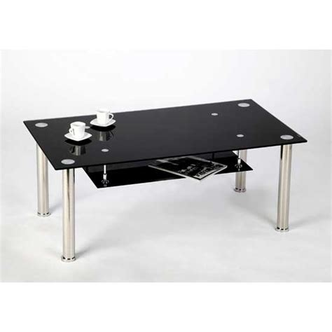 Black And Glass Coffee Tables Coffee Table Customcouturecakes