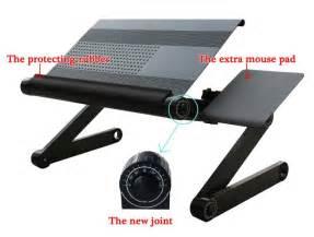 standing fit desk adjustable laptop keyboard riser stand