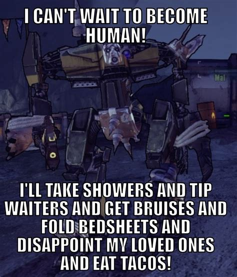 2 Picture Meme - funniest borderlands 2 quotes quotesgram