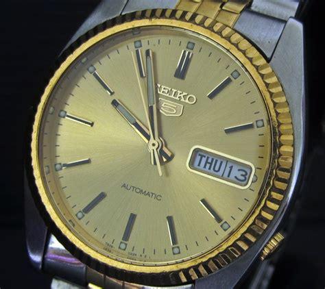Seiko Automatic 7s26 retro seiko 5 datejust automatic 7s26 3110 ebay