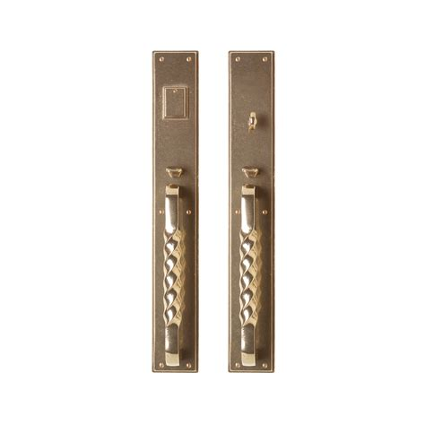 Exterior Door Hardware Sets by Stepped Entry Set 3 1 2 Quot X 24 Quot Entry Thumblatch Mortise