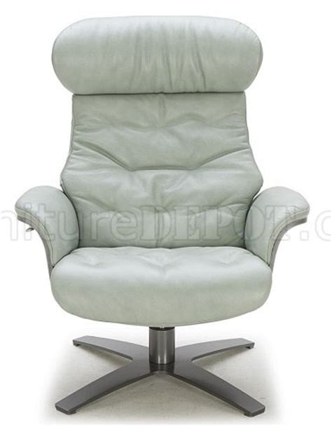 mint green leather sofa karma lounge chair in mint green leather by j m w options