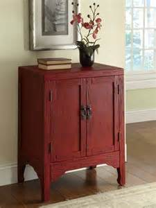 Kitchen Accent Furniture Rustic Accent Cabinet With 2 Doors Traditional Accent Chests And Cabinets Other Metro