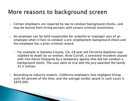 Pre Offer Background Check What States Prohibit Pre Offer Background Checks Background Ideas