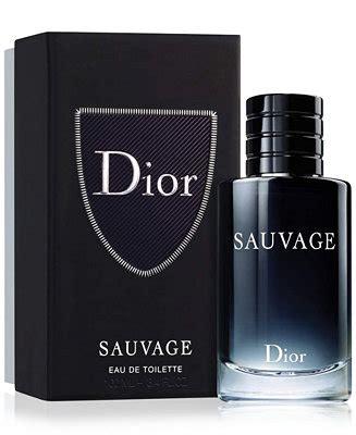 dior sauvage eau de toilette  oz  perfume beauty macys