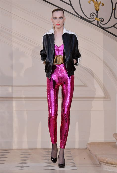 80s Style Here To Stay Couture In The City Fashion by Laurent Fall 2016 Haute Couture See The 80s