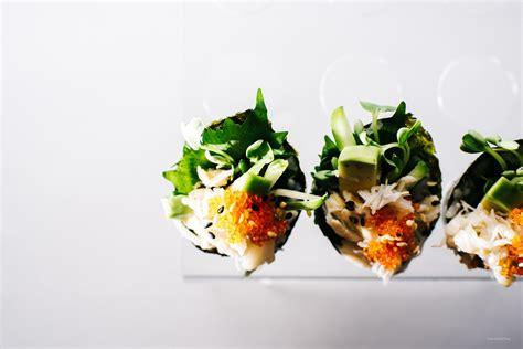 Cetakan Sushi Roll Cone mini california sushi cones 183 i am a food i am a food