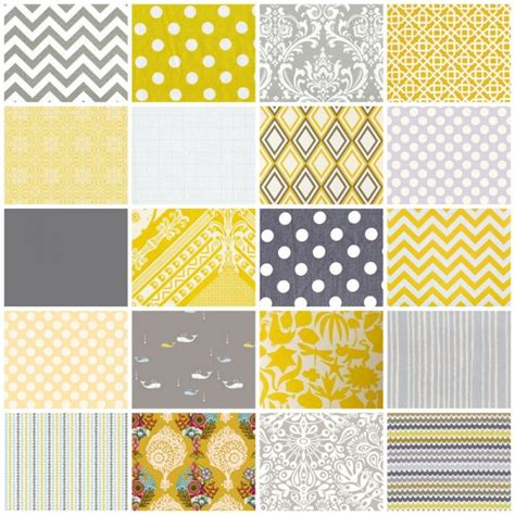 grey yellow gallery for gt yellow and gray fabric