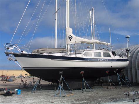 valiant raised salon sail boat  sale wwwyachtworldcom