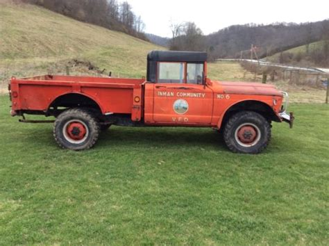 1969 jeep truck 1969 m715 millitary truck for sale jeep other 1969 for
