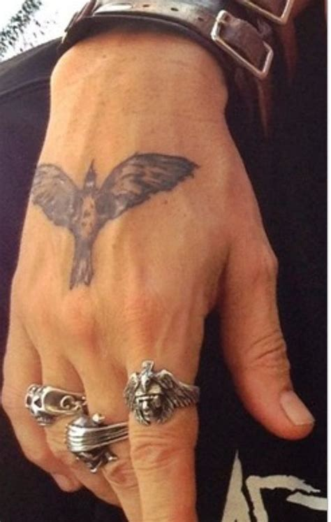 the crow tattoo johnny depp download johnny depp hand tattoo danielhuscroft com