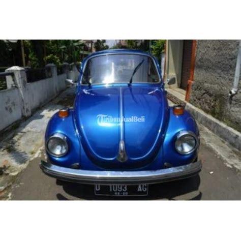 Vw Bug Biru volkswagen antik vw kodok beetle 1303 tahun 1974 warna biru murah jakarta dijual tribun