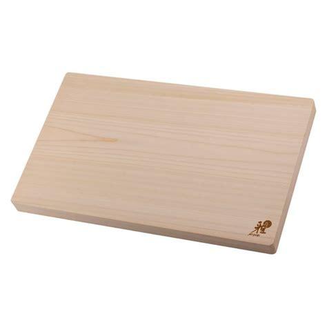 wood board hinoki wood cutting board from miyabi make sushi