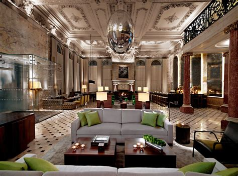 designboom london yabu pushelberg the london edition hotel from ian schrager