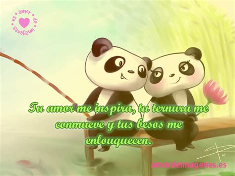 imagenes tiernas de amor con osos im 225 genes tiernas de pandas con frases