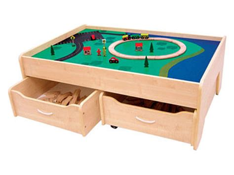 Kidkraft Table With Drawers by Kidkraft Table With 2 Trundle Drawers