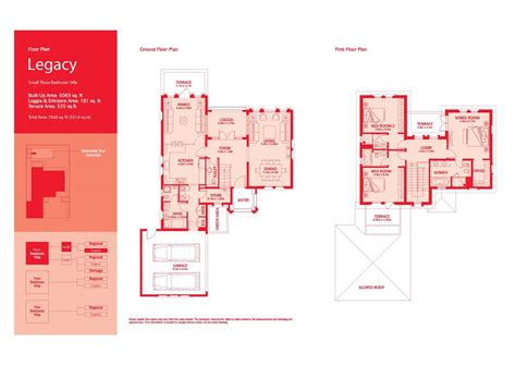 Small Country Home Plans by Jumeirah Park Villas Floor Plans Legacy Regional