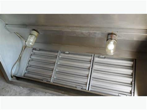 Commercial Kitchen Exhaust Cleaning Winnipeg Stainless Steel Commercial Kitchen Exhaust Fan And