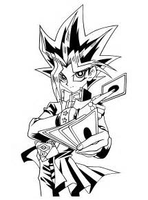 yugioh coloring pages coloring page yu gi oh coloring pages 11