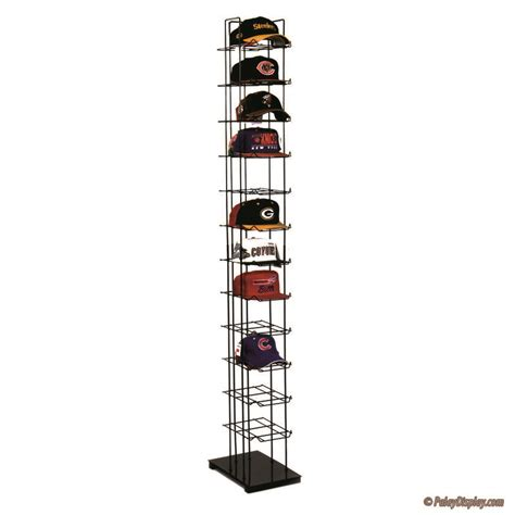 cap rack baseball cap tower cap rack racks