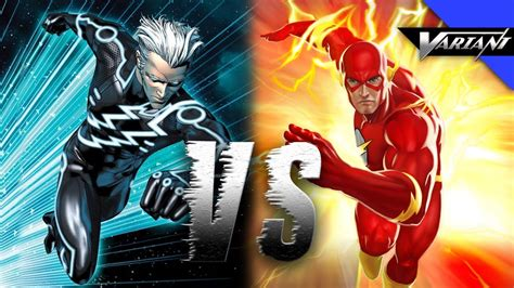 movie quicksilver vs flash the flash vs quicksilver gaming illuminaughty