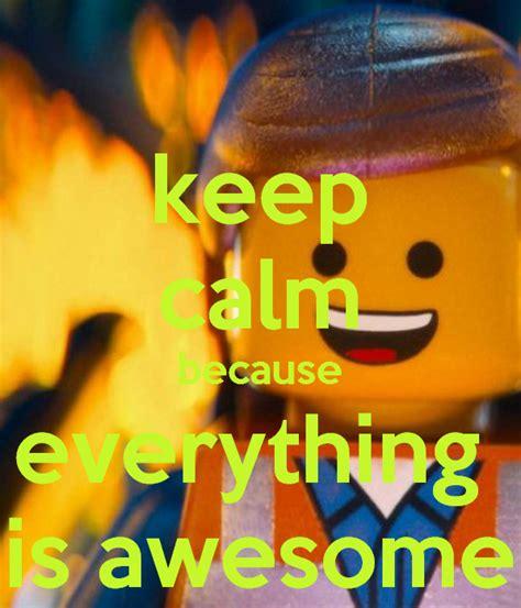 Lego Meme - while i dislike quot keep calm quot memes the lego movie was