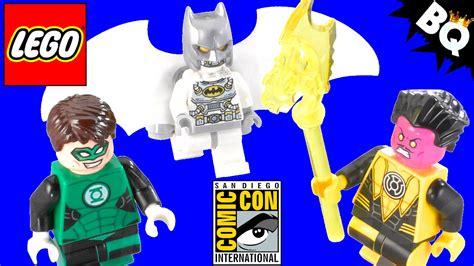 Lego Batman Green Lantern Sinestro 76025 lego batman green lantern vs sinestro 76025 pictures sdcc