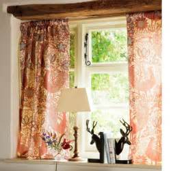 Cottage Curtains Dress A Cottage Window Dress And Decorate Country
