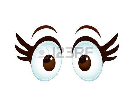 imagenes animadas ojos mujer de ojos de dibujos animados foto de archivo casa