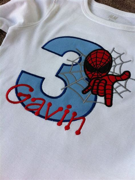 Spider Shirt Shirt For Birthday 25 Best Ideas About Shirt On 4 And
