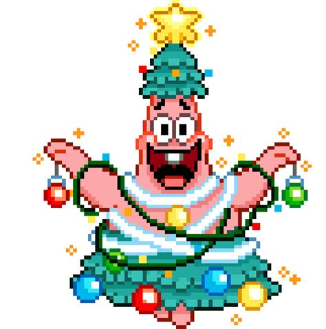 best pixel merry christmas merry my atheistic friends tree pixel gif gif