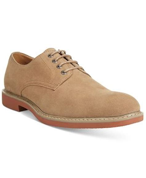 alfani s daniel casual lace up oxfords only at macy s