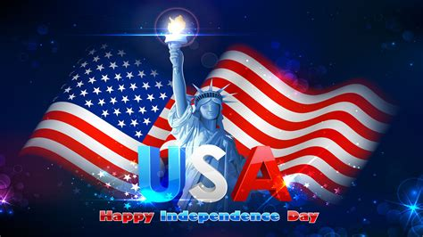 usa july 4 happy fourth july usa independence day hd wallpaper