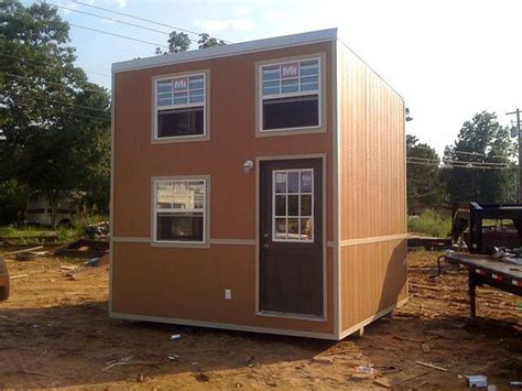 tiny homes on foundations skip the trailer 13 tiny houses built on foundations