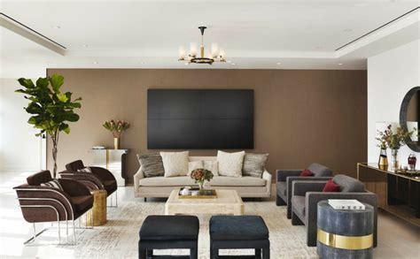 wandgestaltung braun wandgestaltung braun wandgestaltung in braun wohnzimmer