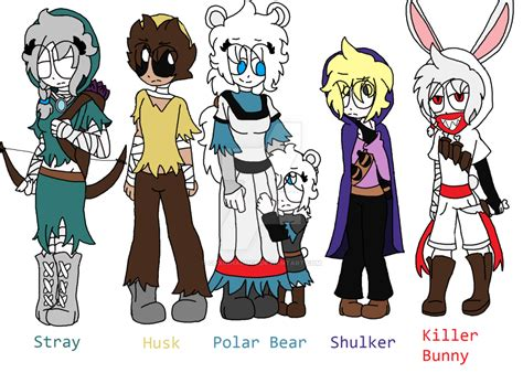 all minecraft mobs drawings minecraft 1 10 new mobs and others by coxinhadoce on