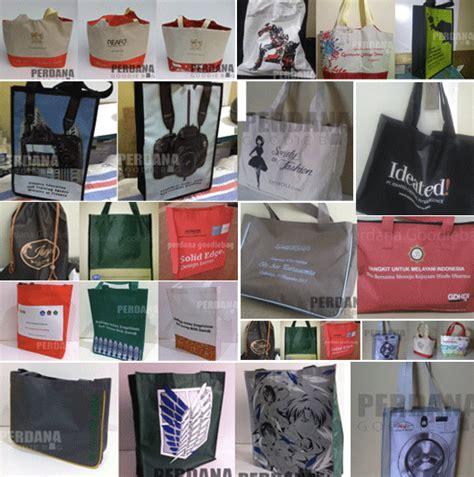 Souvenir Koleksi Asia tas spunbond di perdana goodie bag perdana goodie bag