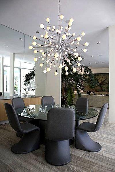 iluminacion  comedores  lamparas elegantes