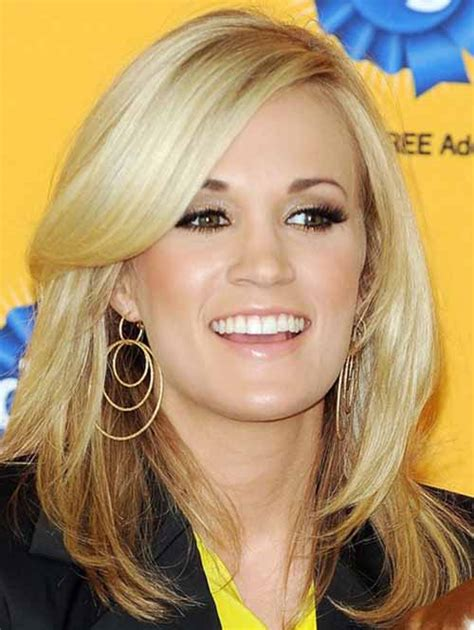 Carrie Underwood Hairstyle by 10 Carrie Underwood Fabulous Hairstyles You Ll Want To