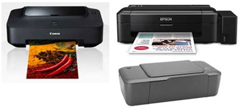 Printer Canon Dan Epson ihsan cybernet september 2014