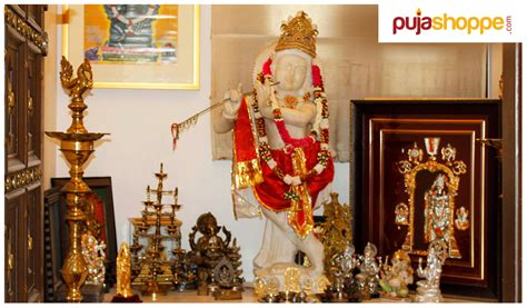 idols in pooja room how to set up an ideal puja mandir at home